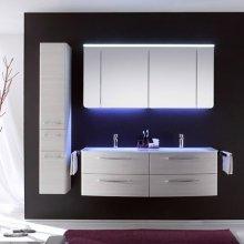 Подвесная и угловая мебель для ванной комнаты