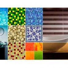 Керамическая плитка для ванной: виды и как выбрать