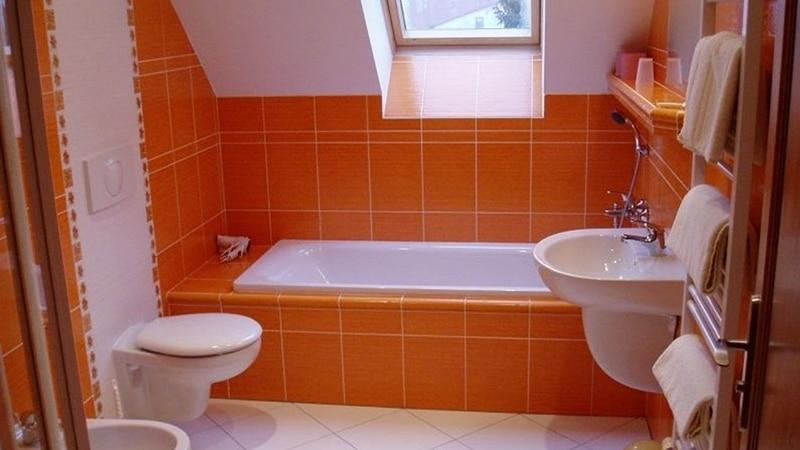 Чем мыть кафель в ванной комнате