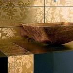 как красиво положить плитку в ванной