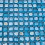 Необычные отделочные материалы для ванной