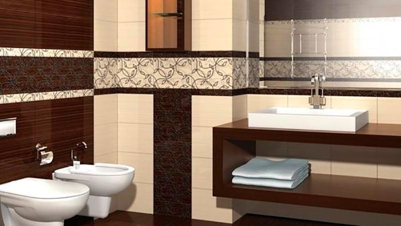 Плитка белорусская для ванной Березакерамика
