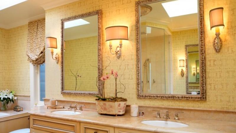 Бра на стену в ванной
