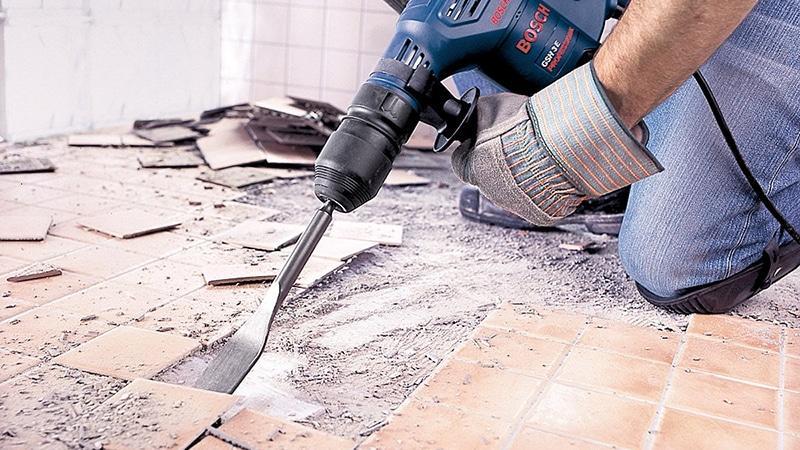 Самостоятельный демонтаж сделает ремонт дешевле