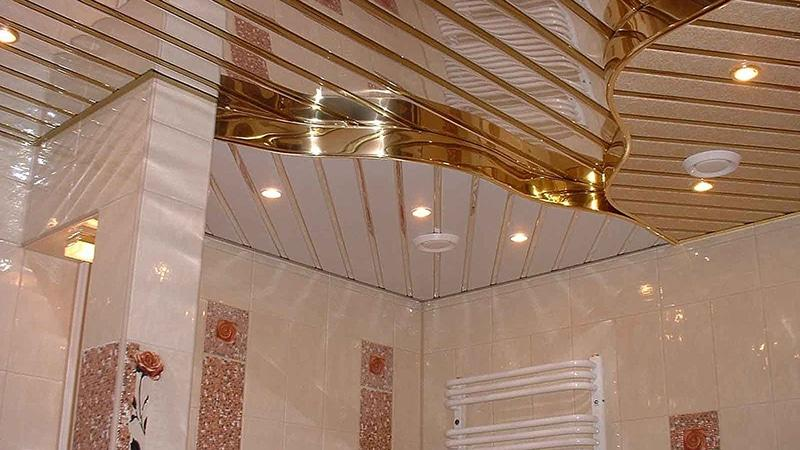 Чем заменить плитку в ванной