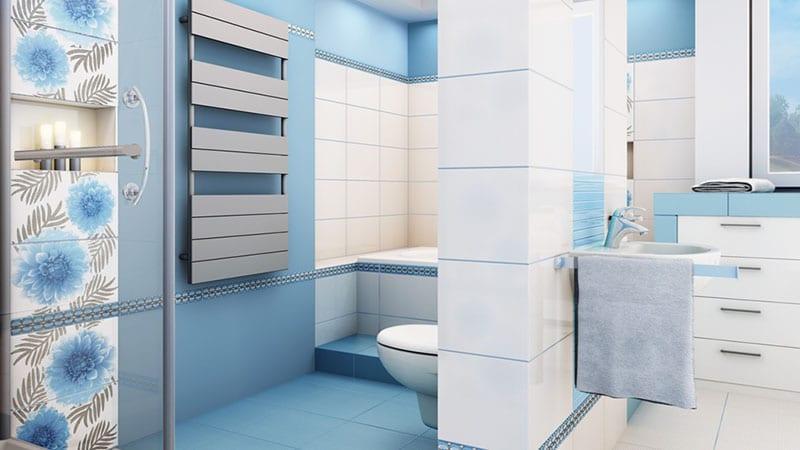 Образцы оформления интерьера ванной