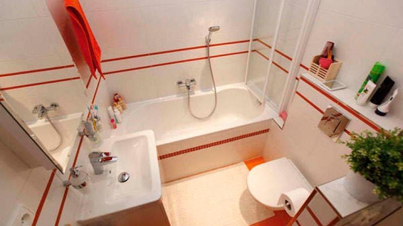 Идеи ремонта для ванной комнаты 3 кв м