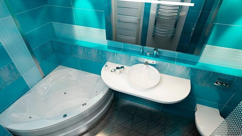 Дизайн ванной комнаты совмещенной с туалетом 4 кв м с туалетом