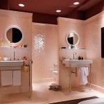 Изысканные идеи для ванной комнаты