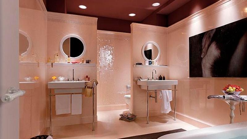 Что модно для ванной комнаты