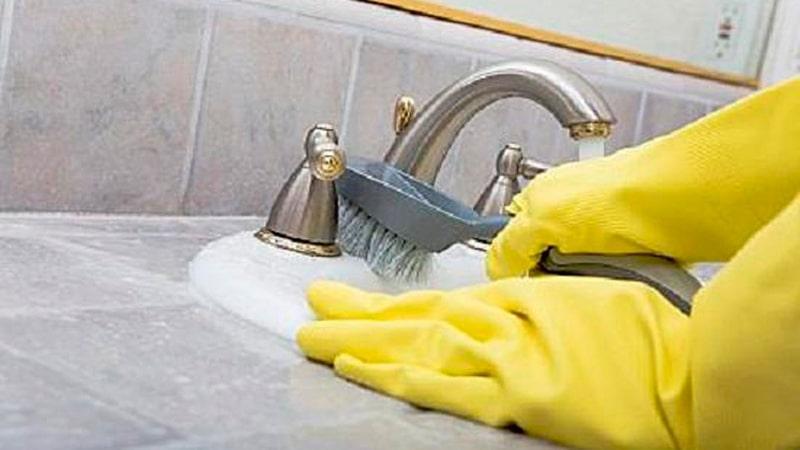 Грибок на стене в ванной как избавиться