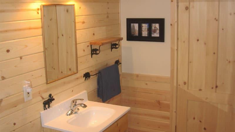 Двери для ванной и для туалета