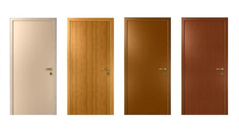 Двери для туалета и ванной комнаты