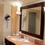Как выбрать светильник для ванной комнаты