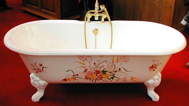 Какие чугунные ванны лучше