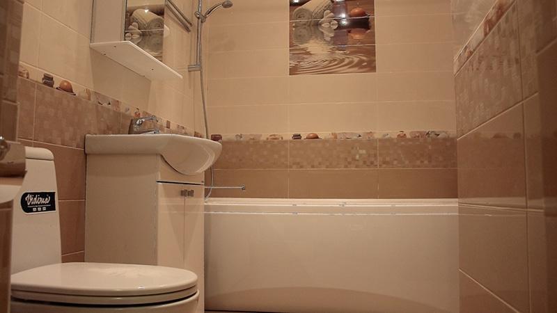 Крамическая плитка для ванны