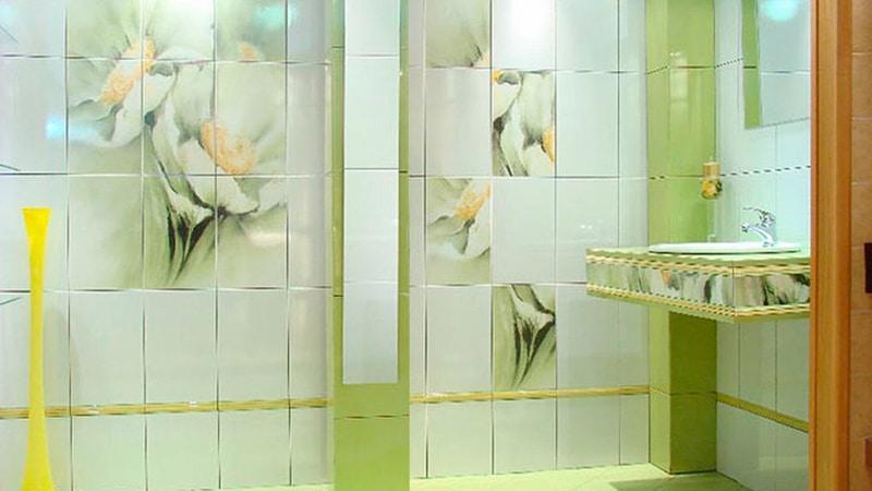 Кеоамическая плитка для ванны