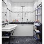 Керамин для ванной комнаты и таулета