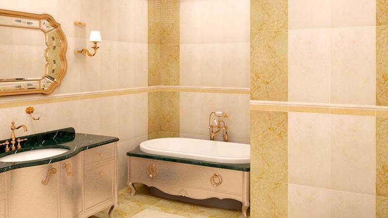 Китайская плитка для ванной