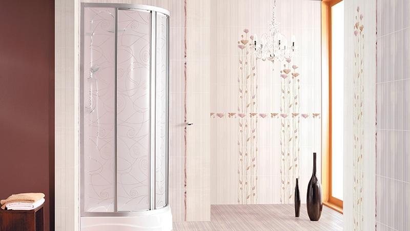 Badkamertegels Felle Kleuren : Collecties van badkamertegels