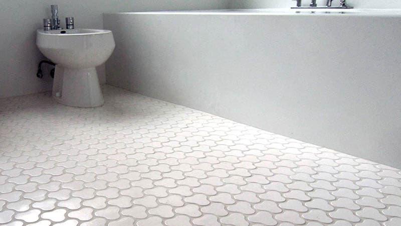 Варианты дизайна напольной плитки