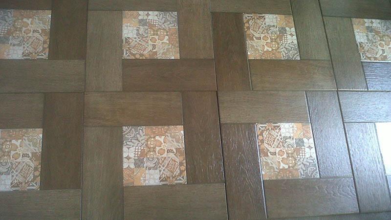 Напольная керамическая плитка для санузла