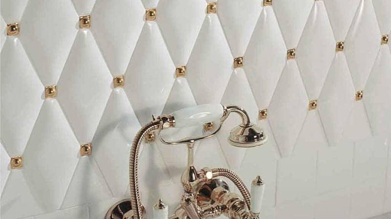 Разнообразие отделочных материалов для ванной комнаты