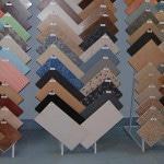 Керамические изделия для отделки стен ванных комнат