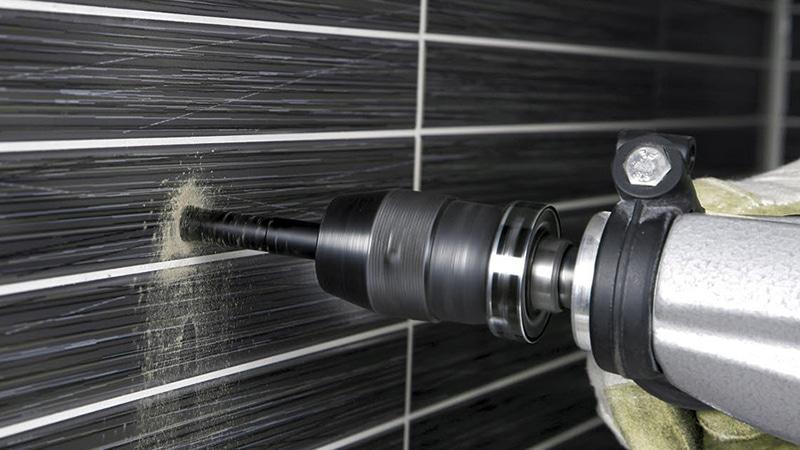 Монтаж навесных шкафов для ванных