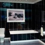 Ванна с панелями ПВХ
