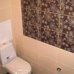 Бюджетная отделка ванной комнаты своими руками