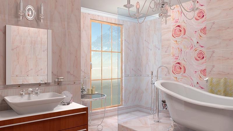 Ремонт ванной комнаты из пвх