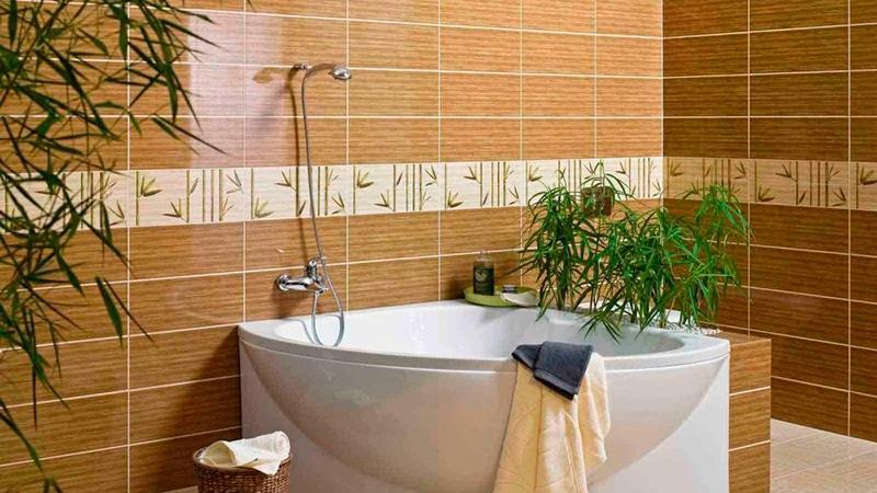 Плитка бамбук