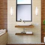 Плтика керамическая бамбук