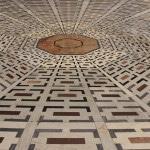 Напольная плитка в античном дизайне