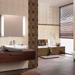 Немецкая плитка в ванную