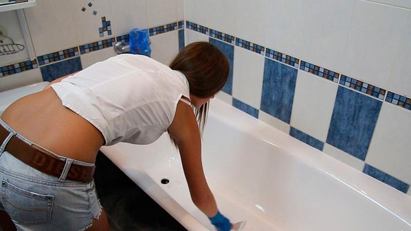 Покрытие ванны жидким акрилом: отзывы мастеров / Zonavannoi.Ru