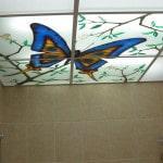 Выбор конструкции потолка для ванной