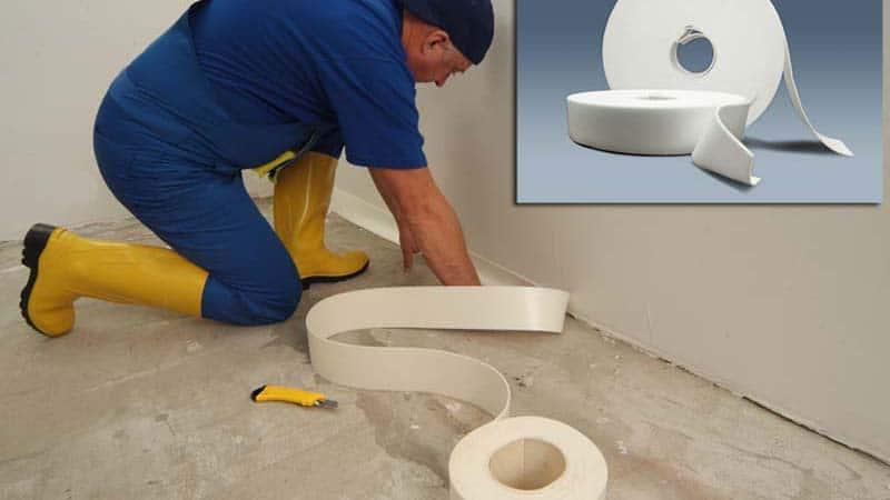 Этапы ремонтных работ в туалете