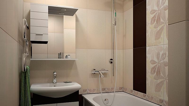 Ремонт в ванной фото в хрущевке