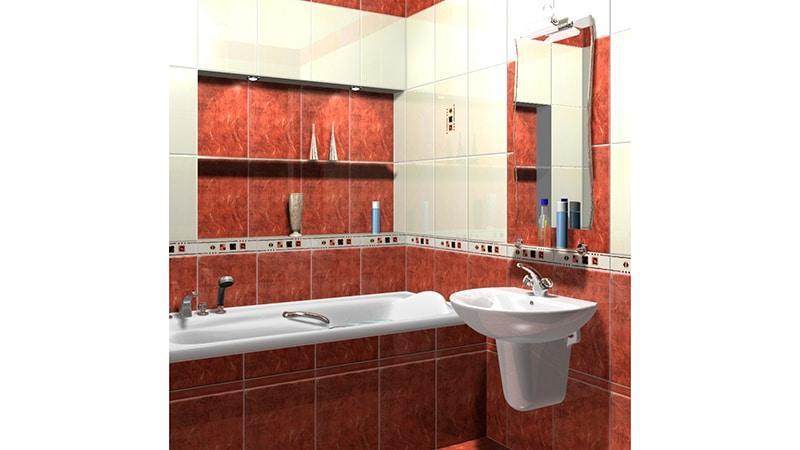 Панно своими руками ванная комната