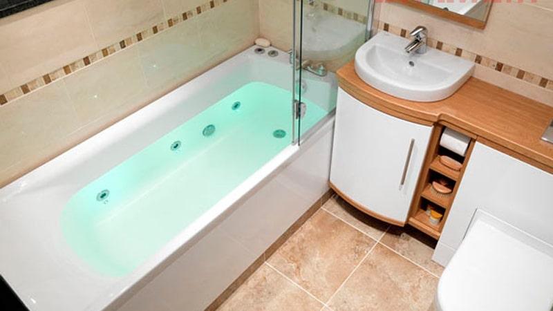 Как проще сделать ремонт в ванне