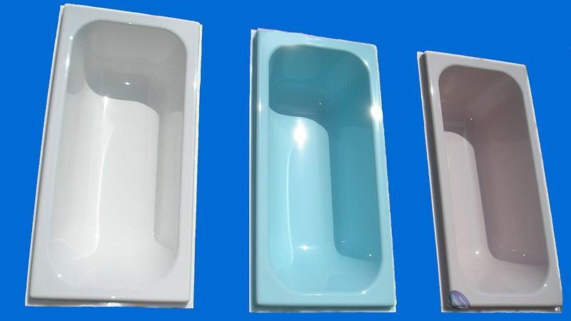 Обновление ванны с помощью вкладыша