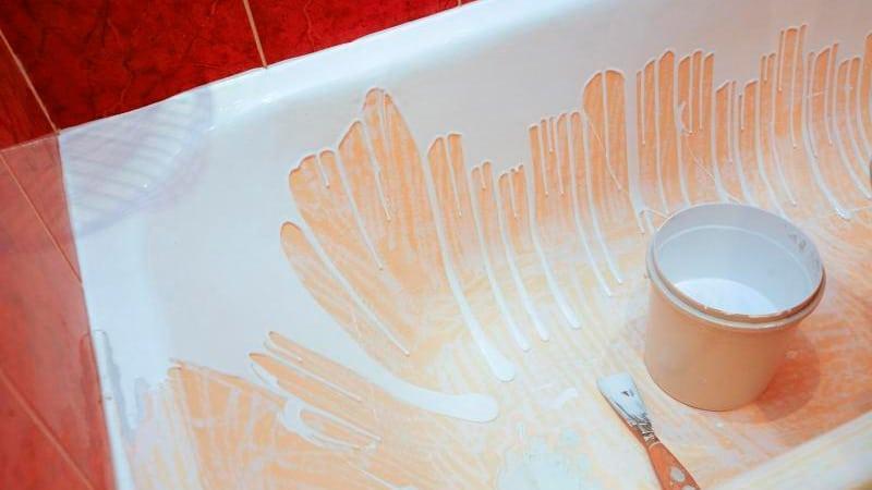 Реставрация жидким акрилом своими руками