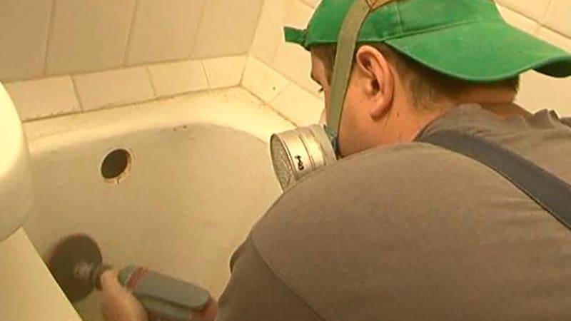 Как покрыть ванну своими руками