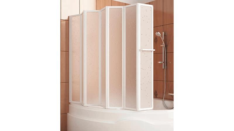 Ширма в ванну вместо шторы