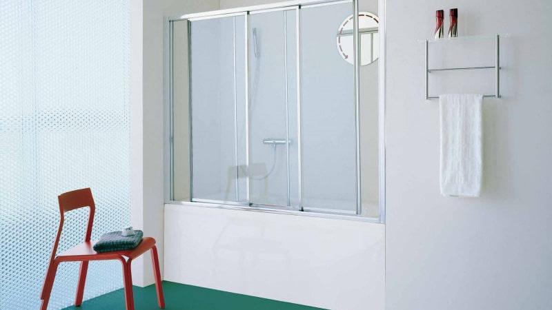 Отзывы о стеклянных шторках для ванн