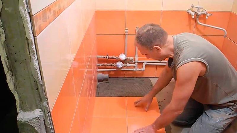 Ютуб ванна своими руками плитка