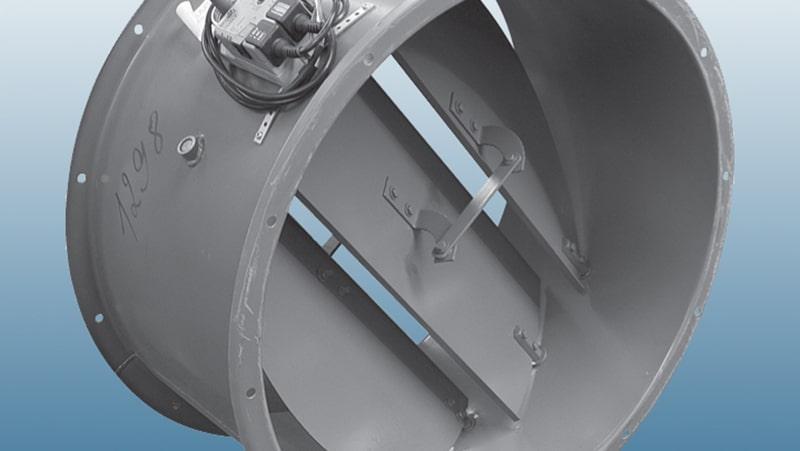 Разновидности обратных клапанов вентиляционных систем