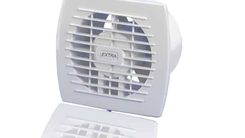 Вентилятор для ванной с таймером